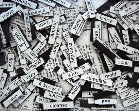 flickr-words