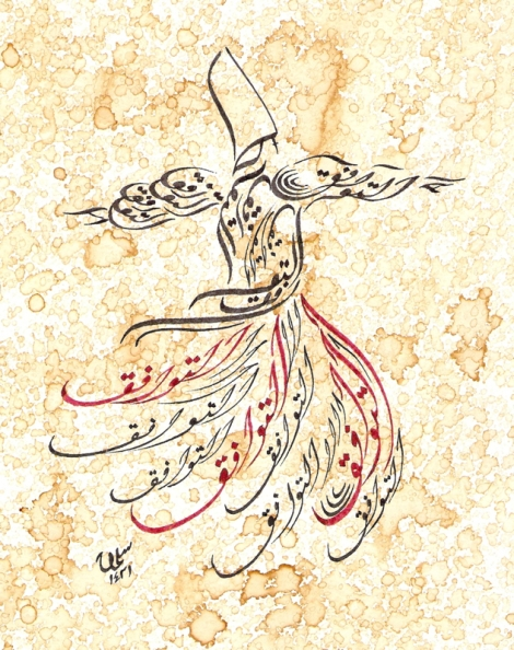 The Whirlign Dervish by Salman Khattak